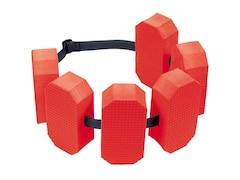 Beco Schwimmgürtel Jugend (Farbe: 600 rot)