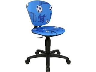 Topstar Drehstuhl High Power Soccer blau -