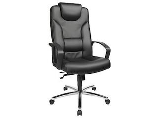 Topstar 7819D60 Chefsessel Comfort Point 50, Bezugsstoff Kunstleder schwarz -