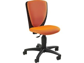 Topstar 70570BB40  Kinder-Drehstuhl High S'cool Bezugsstoff orange -