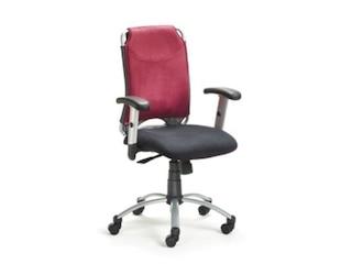 Mayer Sitzmöbel Bürostuhl Spirit, Rot -