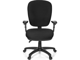 HJH Office 702290 Bürostuhl / Chefsessel Zenit High Big, schwarz -