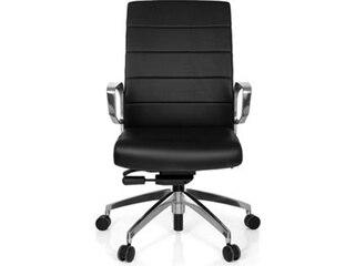 HJH Office 720057 Bürostuhl Provider Kunstleder, schwarz -