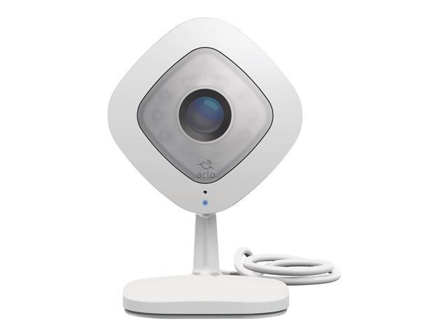 Netgear Arlo Q VMC3040-100PES Smart Home HD-Überwachungskamera, weiß