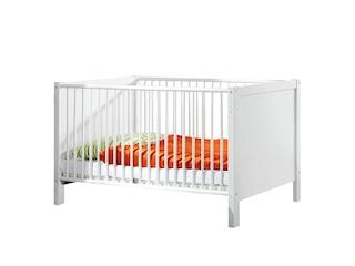 Sonstige Babybett Filou 70 x 140 cm, weiß -