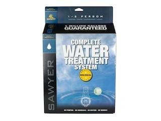Sawyer Producrs Komplette 2 Tasche Wasserfilter system, Blau, 8 x 22.9 x 34.6 cm, 4 Liter, SP184 -