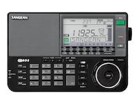 Sangean ATS-909X Profi Weltempfänger mit UKW Stereo, schwarz