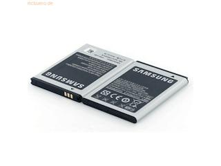Samsung Akku für Wave M Li-Ion 3,7 Volt 1.350 mAh -
