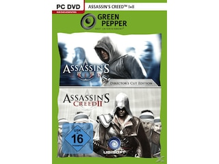 ak tronic Assassin's Creed 1&2 (PC) -