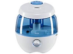 Wick WUL575E, Ultraschallluftbefeuchter, 25 Watt, Weiß/Blau