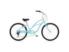 Electra Cruiser 7D Damen Fahrrad Hellblau 26 Zoll, 513008
