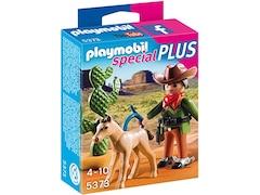 Special Plus 5373 - Cowboy mit Fohlen