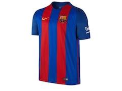 Nike FC Barcelona 2016/2017 Kinder Fußball-Trikot Heim Größe: 176