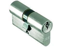 Abus Profilzylinder/Tür-Doppelzylinder C73N, Profilschlüssel, 30/30