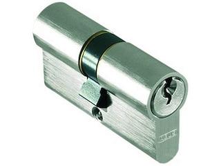 Abus Profilzylinder/Tür-Doppelzylinder C73N, Profilschlüssel, 30/30 -