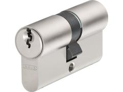 Abus Profilzylinder/Tür-Doppelzylinder E20NP Profilschlüssel, 30/50