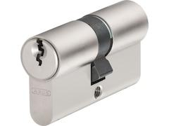 Abus Profilzylinder/Tür-Doppelzylinder E30NP Not- & Gefahrenfunktion, Profilschlüssel, 40/40