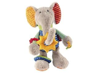 Sigikid 40863 PlayQ Aktiv-Elefant -