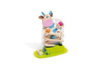 Scratch 6181003 - Kuh Marie, Kugelbahn 3, 38 x 46 x 17.5 cm -