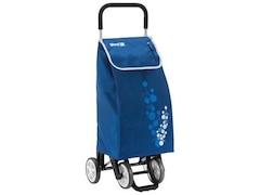 Gimi Einkaufsroller Twin Blue H: 92 cm, Tragkraft: 30 kg