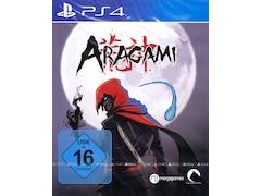 Koch Media Aragami - Control the Shadows (PS4)