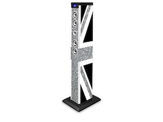 BigBen TW9 Union Jack Glitter -