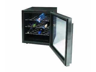 Lacor 70W Thermo-Weinkühler elektrisch für 16 Flaschen -