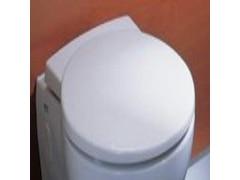 Keramag WC-Sitz Joly Scharniere verchromt, weiß