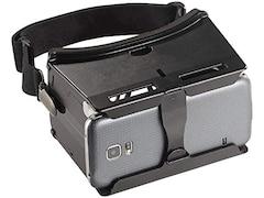 Auvisio Universal VR Virtual-Reality 3D Headset (für 4-6 Zoll Smartphones)