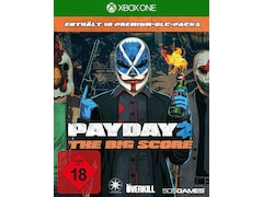 NBG Payday 2 - The Big Score (Xbox One)