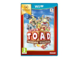 Nintendo Captain Toad: Treasure Tracker - Nintendo Selects (Wii U) -