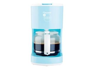 Bestron ACM300EVB Kaffeemaschine pastellblau -