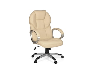 Amstyle Chefsessel MATERA beige -