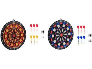 New Sports New Sports NSP Safety Dartboard-Set -