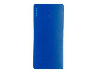 PNY PowerPack Curve 5200 mAh blau -