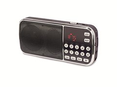 DynaVox MP3-Radio FMP3 BassBoost