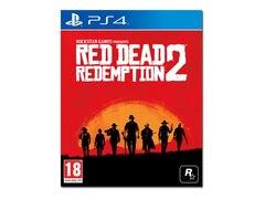 Rockstar Red Dead Redemption 2 (PS4)