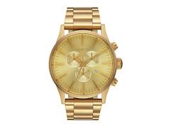 Nixon A386 502 Sentry Chrono All Gold Herrenuhr