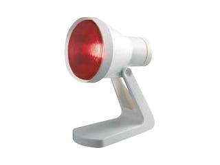 Efbe Infrarotlampe 812,stufenlos verstellbar,weiß,150W -