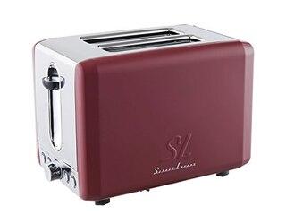 Schaub Lorenz SL T2.1 R, Toaster, 850 Watt, Weinrot -