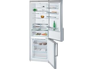 Bosch KGN49AI40, Kühlgefrierkombination, A+++, 200 kWh/Jahr, 2030 mm hoch, Edelstahl -