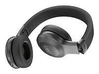 JBL E 45, On-ear , Headsetfunktion, Bluetooth, Schwarz