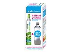 SodaStream 1053000490 Zylinder + PET Flasche