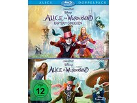 Science Fiction & Fantasy Alice im Wunderland 1+2 (Pack) - (Blu-ray)