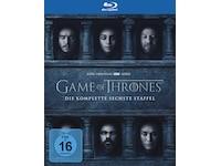 TV-Serien Game of Thrones - Staffel 6 - (Blu-ray)