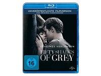 Drama Fifty Shades Of Grey - ( Blu-ray)