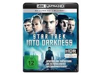 Science Fiction & Fantasy STAR TREK - Into Darkness - (4K Ultra HD Blu-ray)