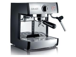 Graef Pivalla Espressomaschine schwarz (ES702EU1) -