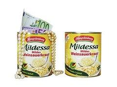 PlasticFantastic Dosensafe DS 203 Mildessa Sauerkraut