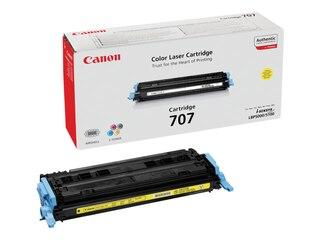 Canon Original 707Y Toner gelb 2.000 Seiten (9421A004) -
